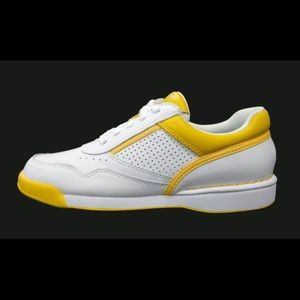 Rockport Shoe / Color: White Citrus